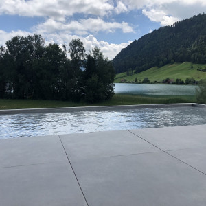 Terramare-Pool in ZG