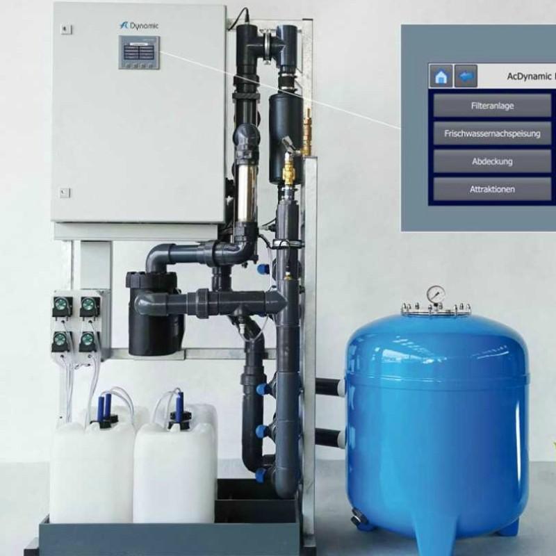 Aktivsauerstoffanlage