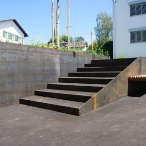 Grossüberbauung Steinbüchelstrasse