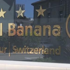 Hotel Banana City Terrassengestaltung