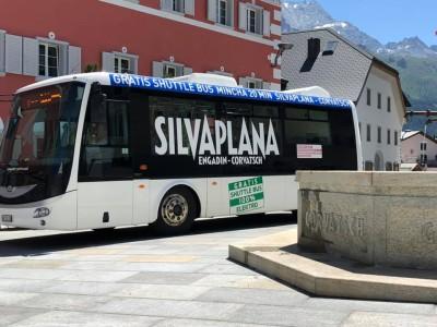 Stadtteil-Silvaplana