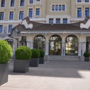 Hotel Royal Savoy Lausanne