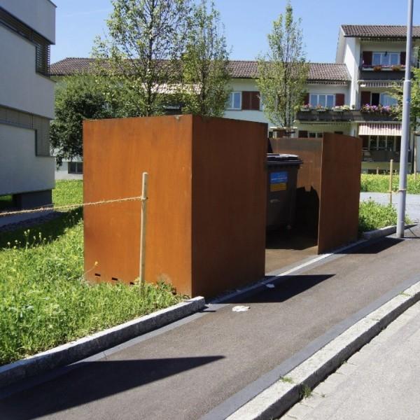 Containereinfassung