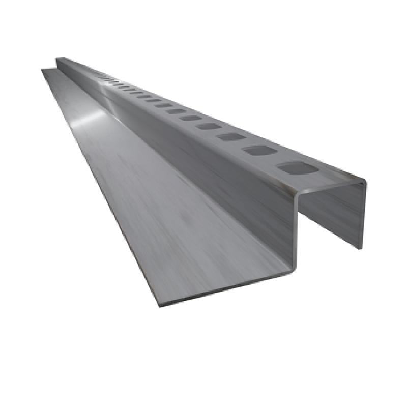 Winkelprofil  B 30, H 20 mm  je Meter